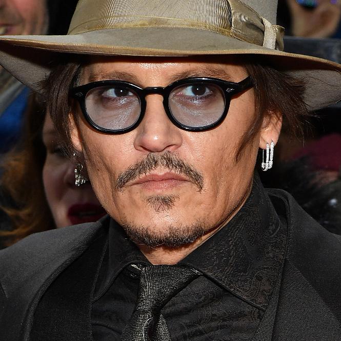 Johnny Depp érkezése megmozgatta a berlinieket